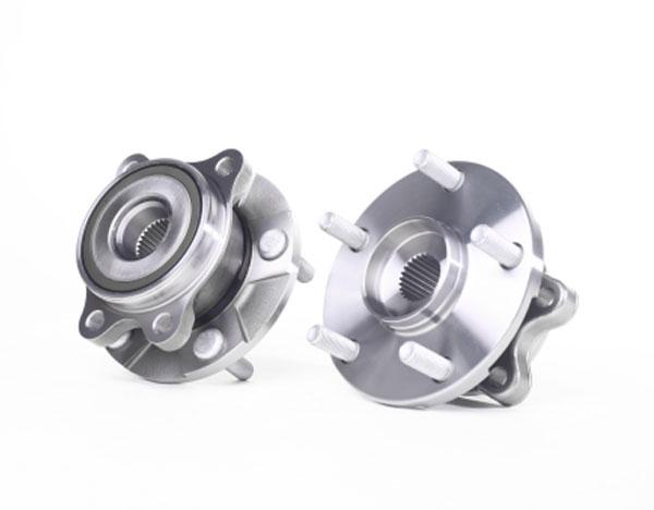 Corolla front wheel bearing unit