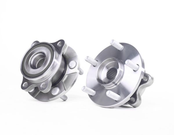 Corolla front wheel bearing unit